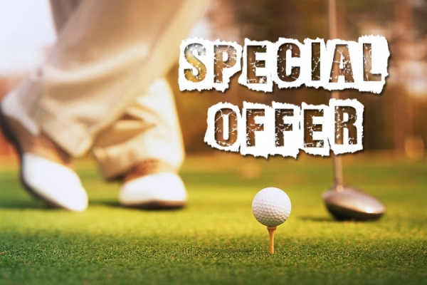 Image result for special offer golf