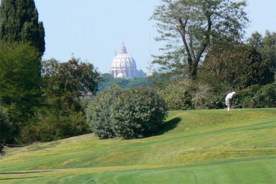 Sheraton Golf Hotel Roma