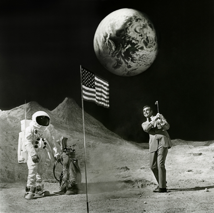 Interplanetary Golf: Alan Shepard and his 6 iron on the Moon